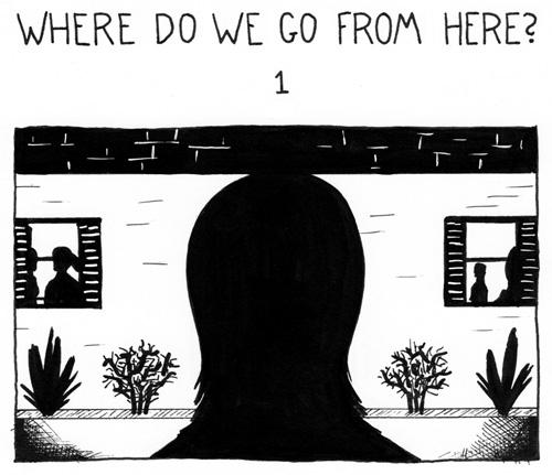 Supernatural Where Do We Go From Here: Dave Jordan Art